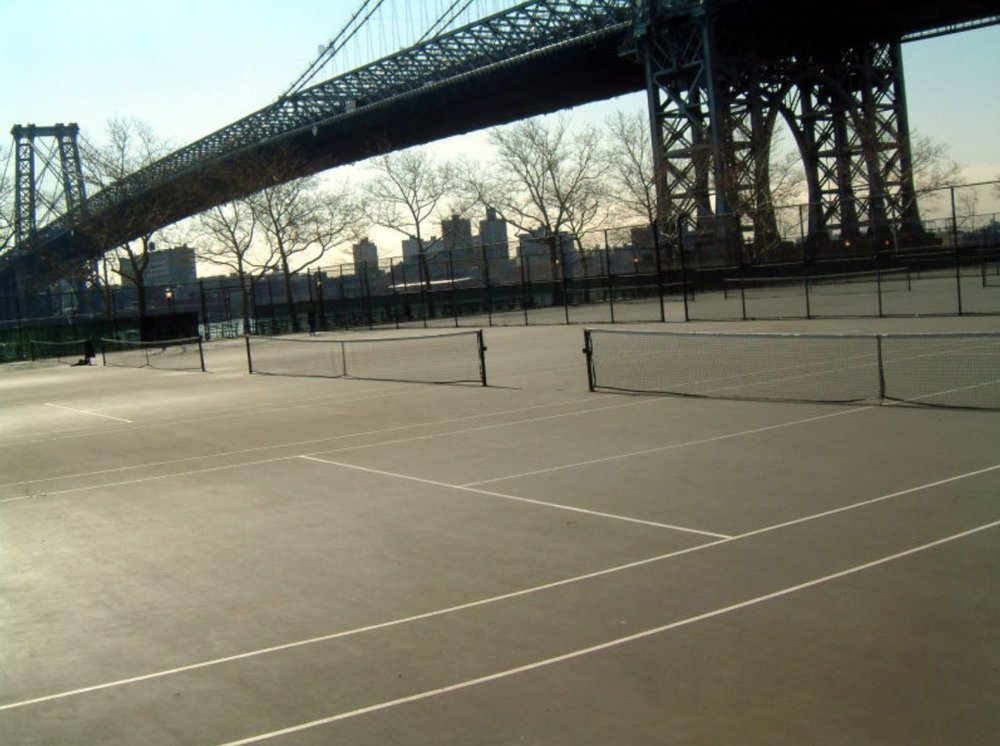 East River Park Tennis Courts.JPG