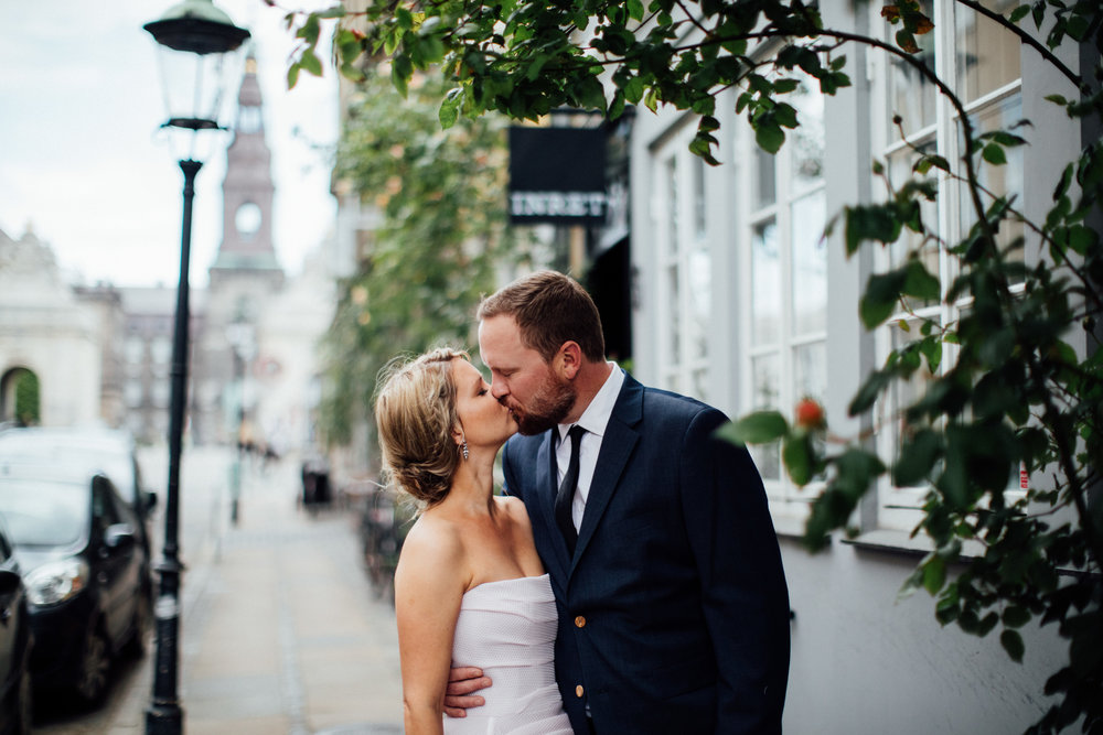 Erin & Lewis, Copenhagen