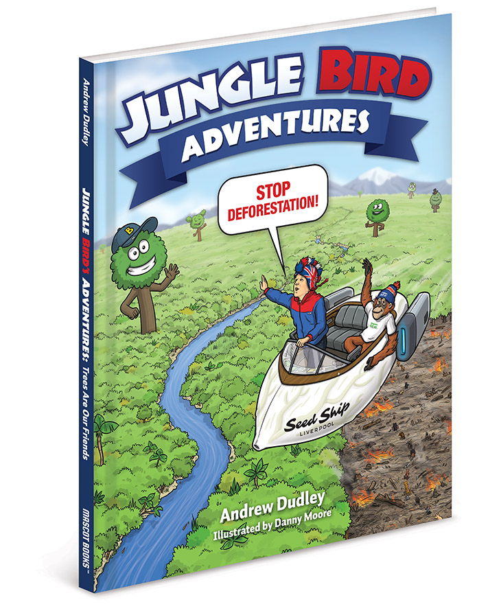 Jungle Birds Adventures by Andrew Dudley