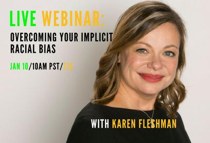 Karen Fleshman, Racial Equity Trainer