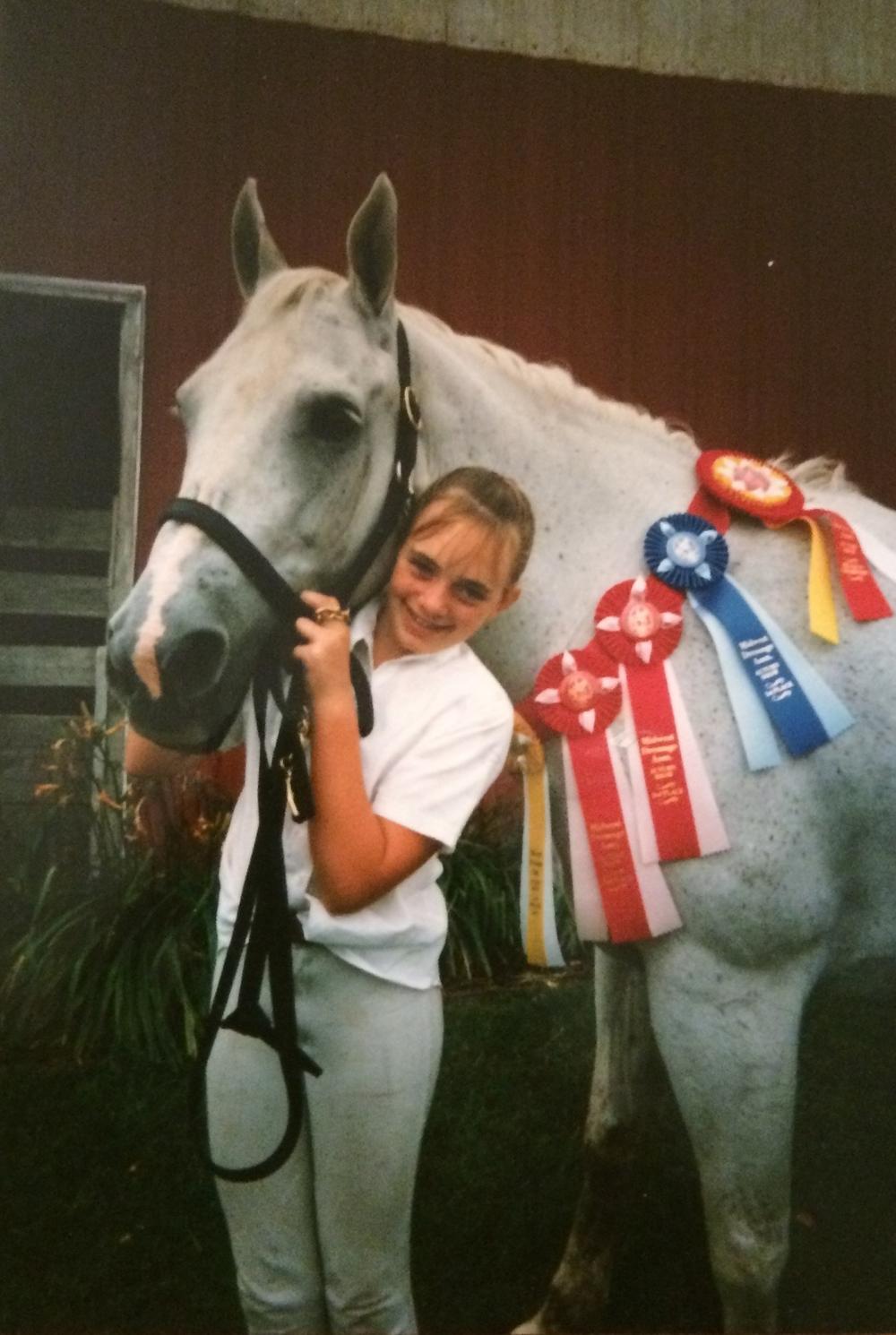 equestrian barn south east michigan