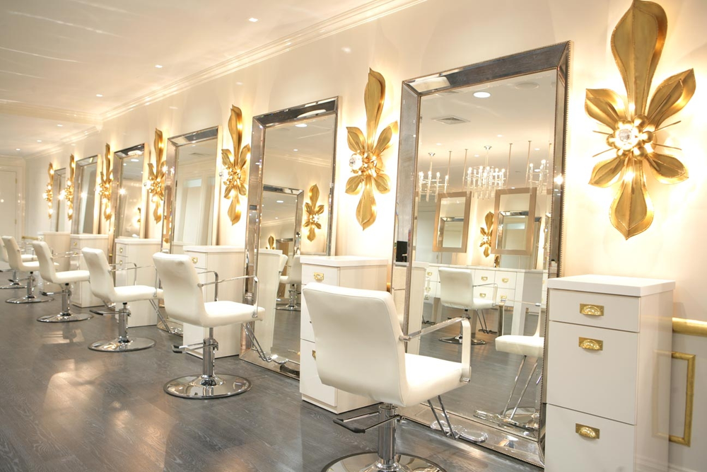 Giancarlo De Berardinis salon New York City