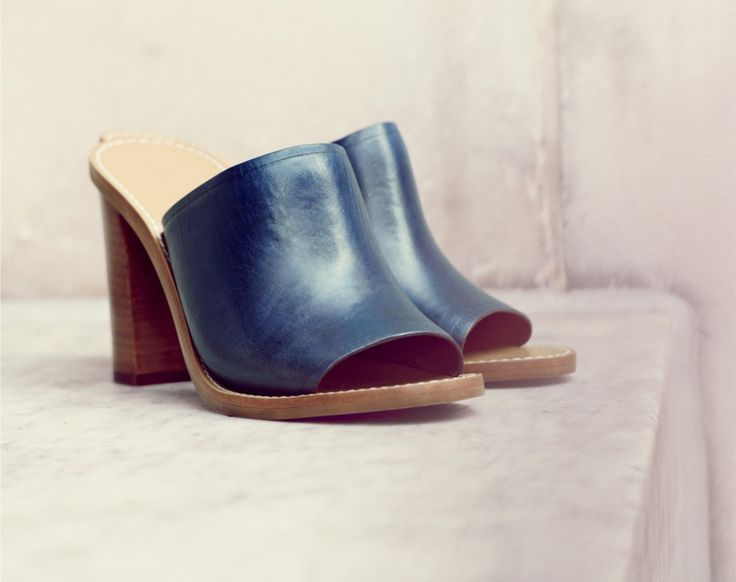 Mules by J. Crew