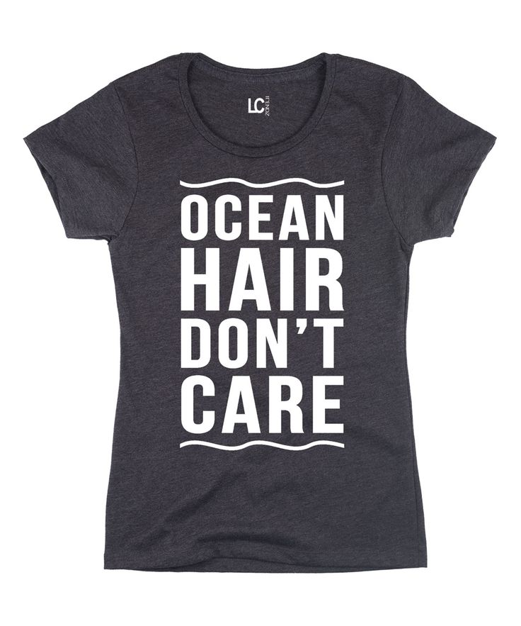 Ocean Hair - Don't Care!