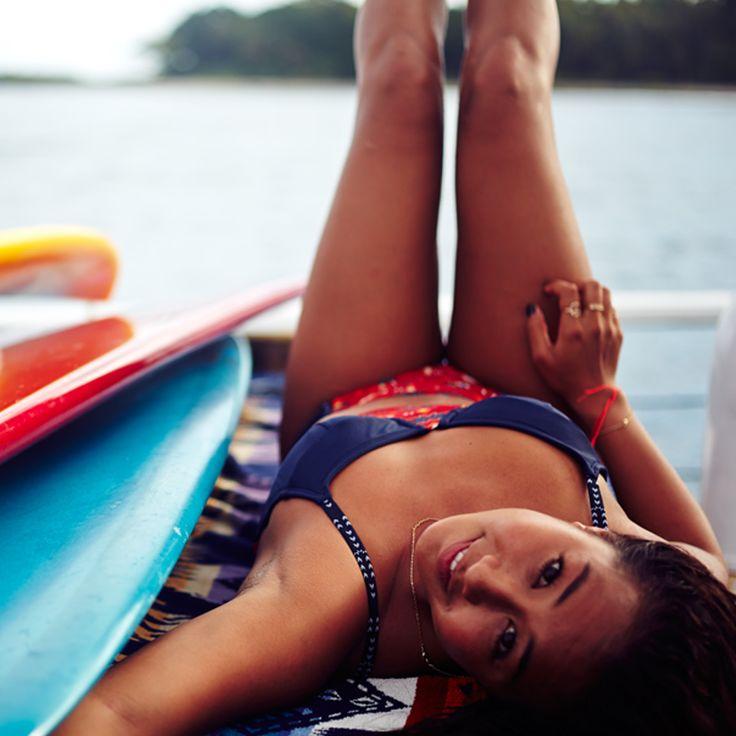 Pendleton X Roxy Bikini