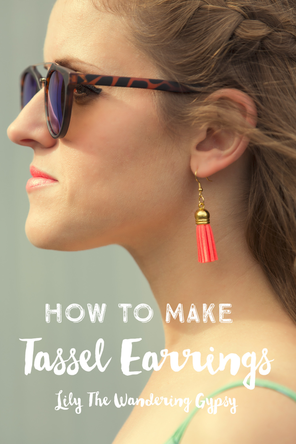 How To Make Tasse1 Earrings - Lily The Wandering Gypsy