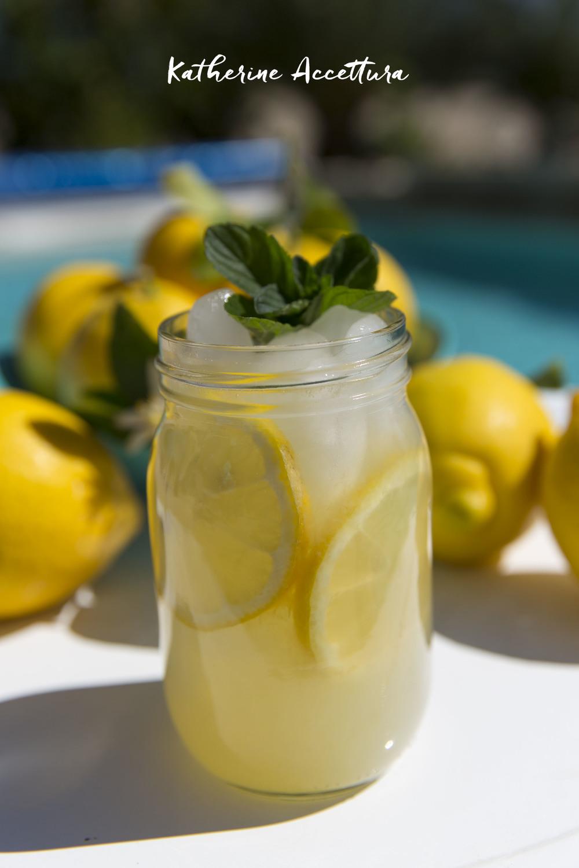 AZ Sunshine Lemonade! SO yummy!