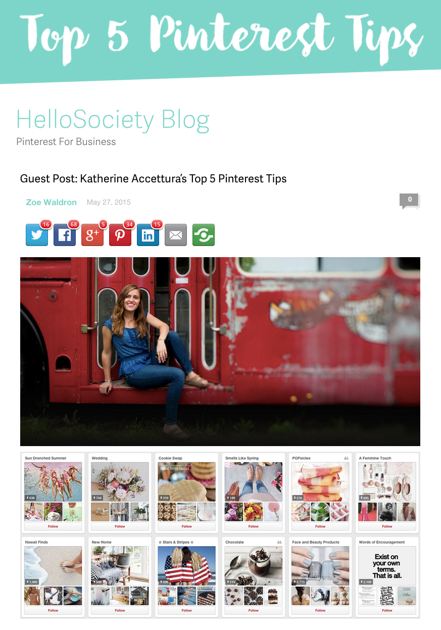 This article was written by me and originally published here, on the HelloSociety Blog.