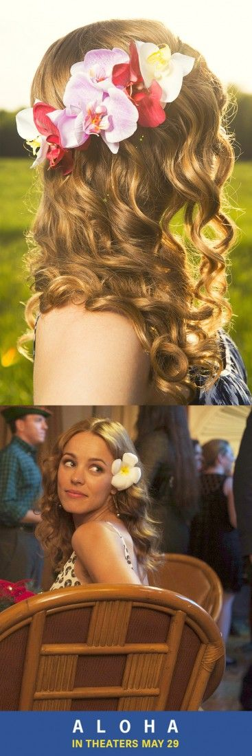 Beautiful Curls - Inspired by Aloha Movie!