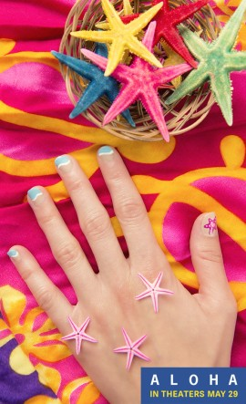 Beach Ready Manicure Idea