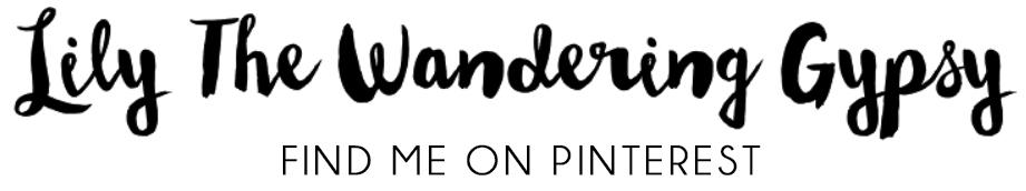 Find Me On Pinterest!