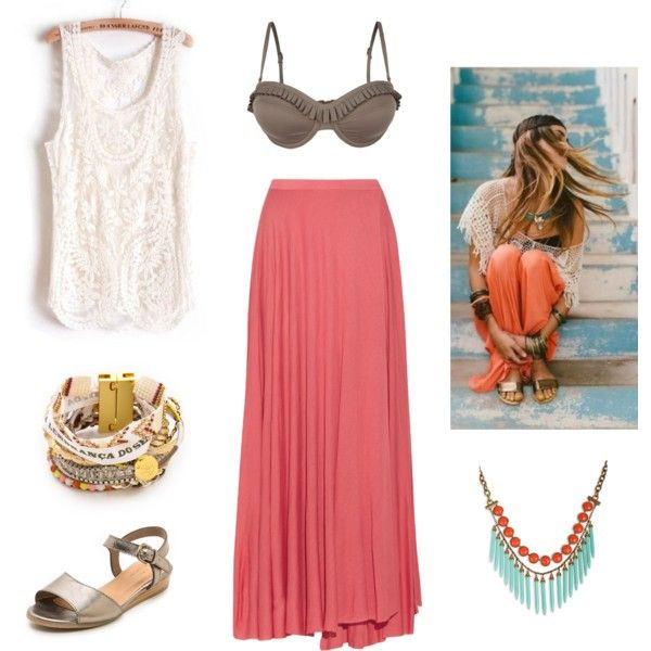 A cute outfit for your next concert or festival!
