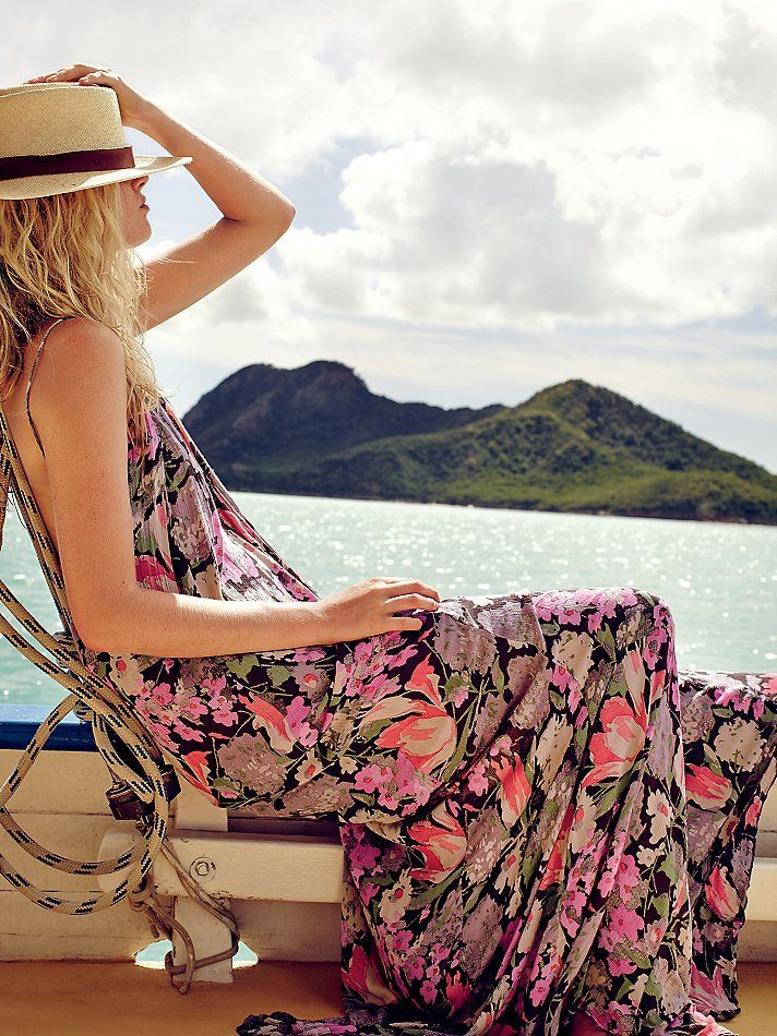 Amazing Maxi Dress - Perfect For Vacation!