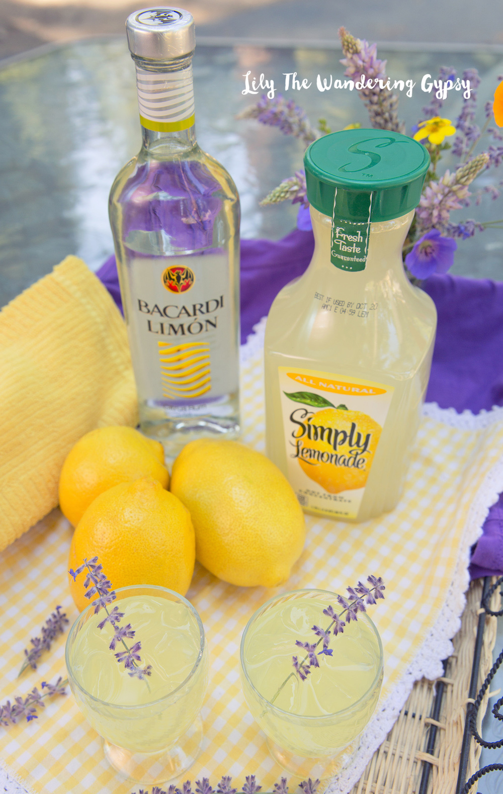 Lavender Lemonade - Lily The Wandering Gypsy