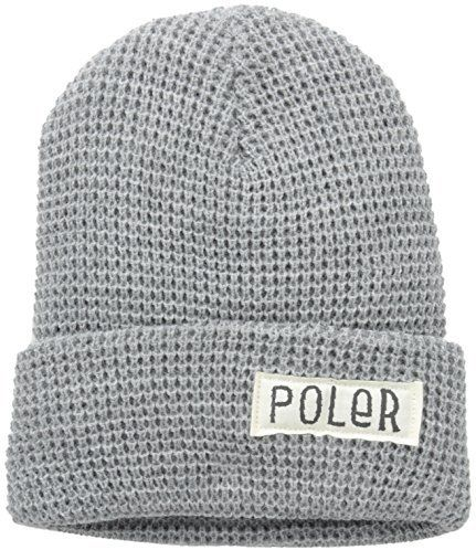 Poler Beanie in Grey