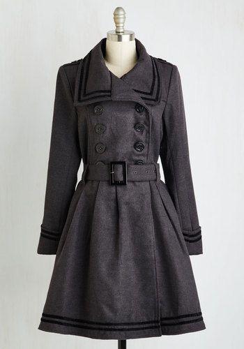 Dressy Grey Jacket