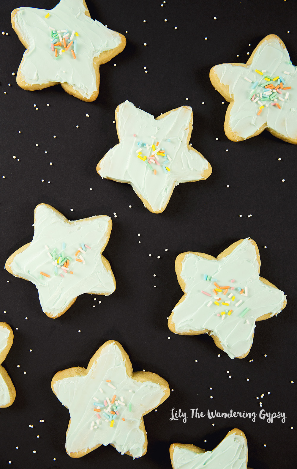 Super Tasty Sugar Cookies Recipe