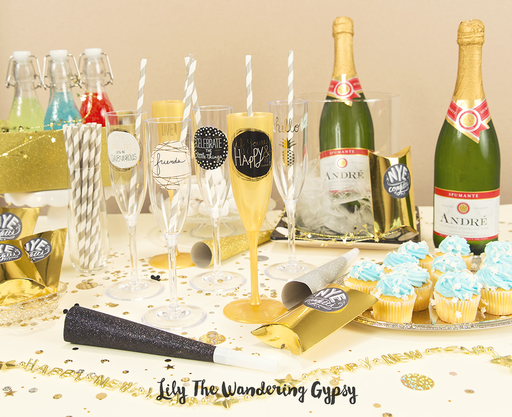 NYE Party Decor - LWG