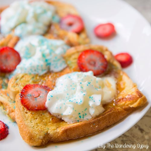 French Toast With Coconut Oil - Get The Recipe
