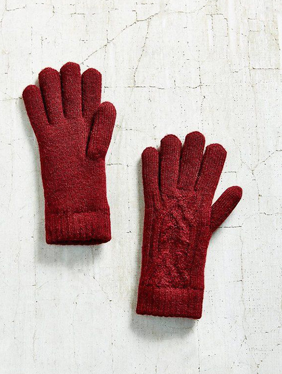 Pinwheel Pusher Gloves - $22.00