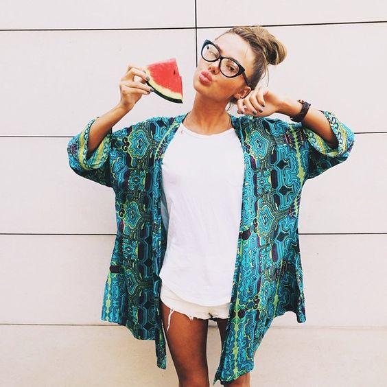 Boho Kimono - Click To Shop