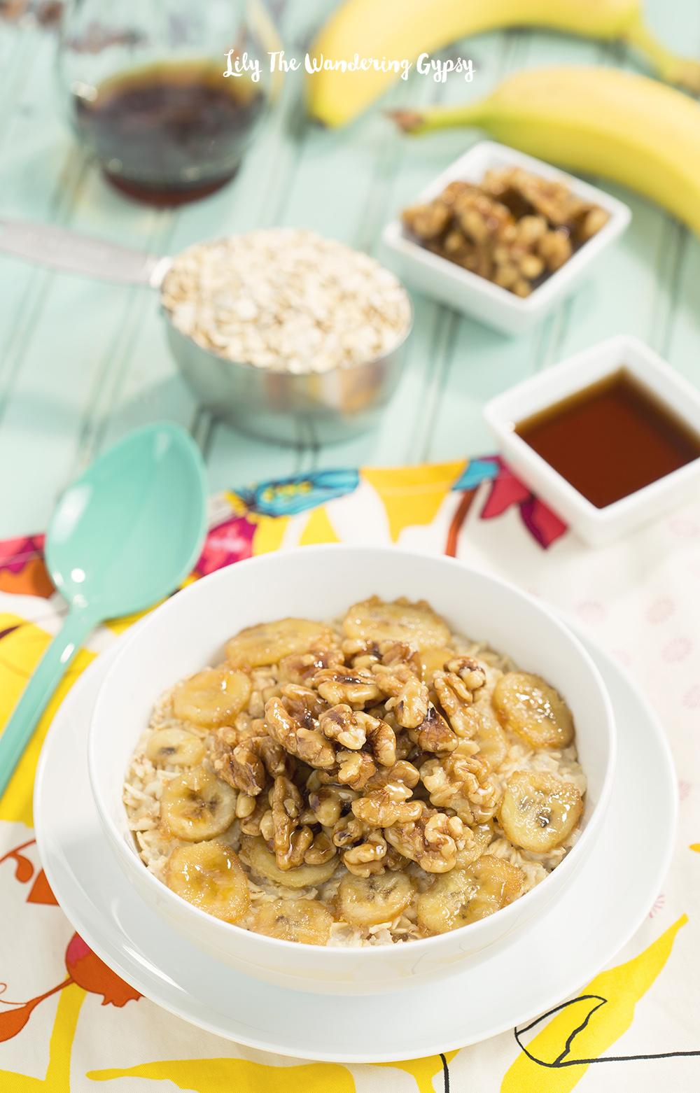 Amazing Oatmeal Recipe!
