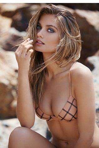 Find this plaid bikini here.