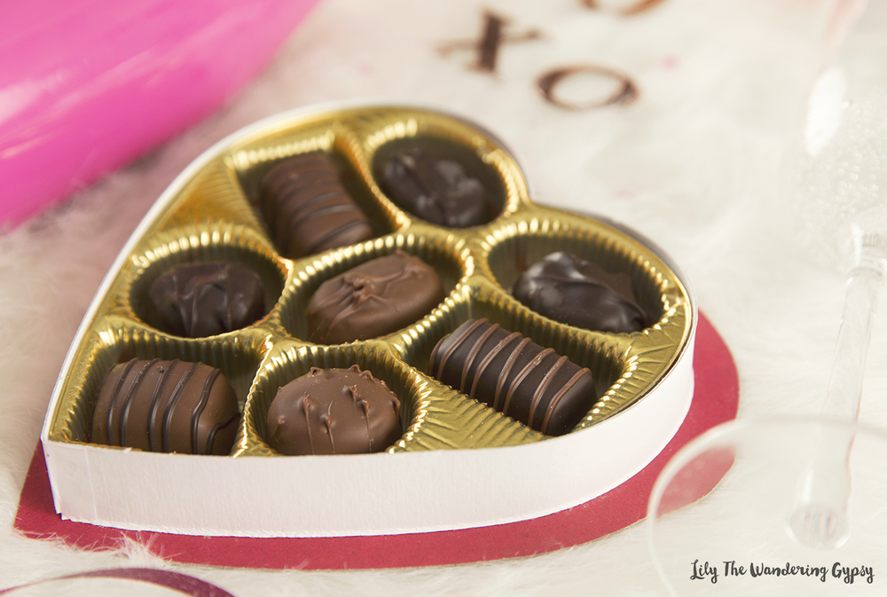A Box Of Chocolates Is Always A Good Idea...