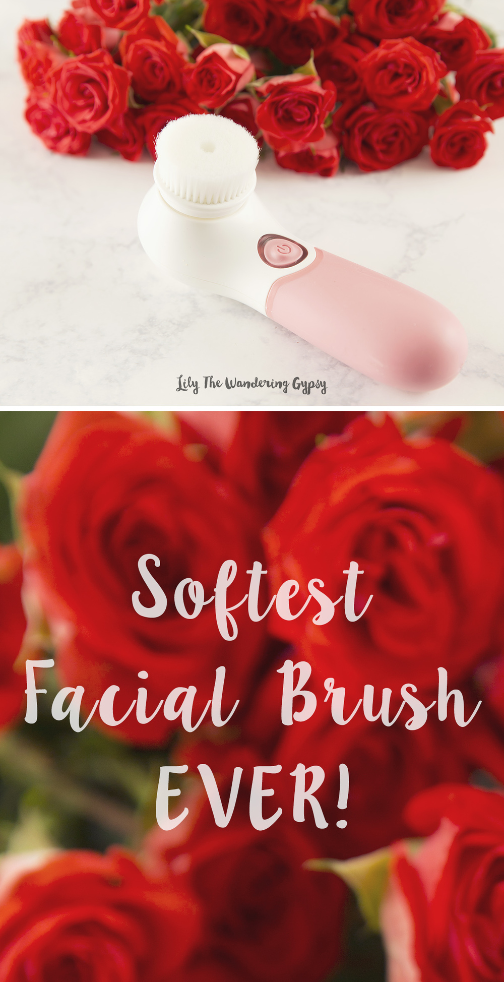 Soft Facial Brush