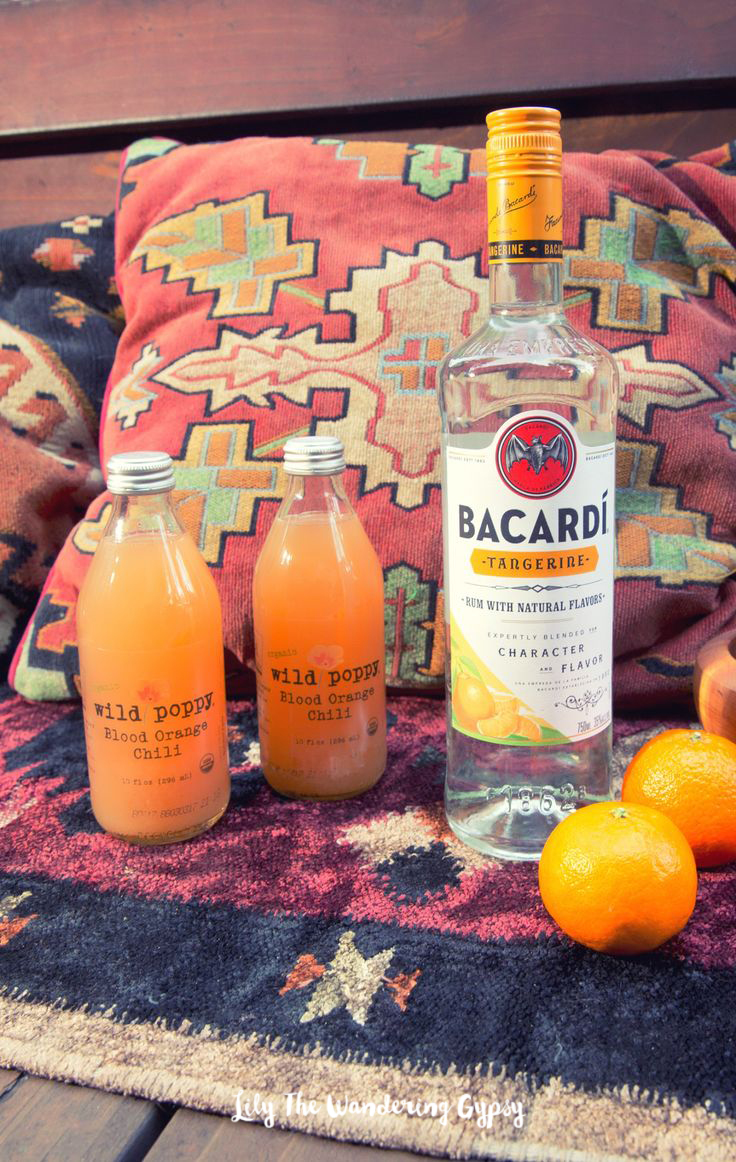 Bacardi Tangerine