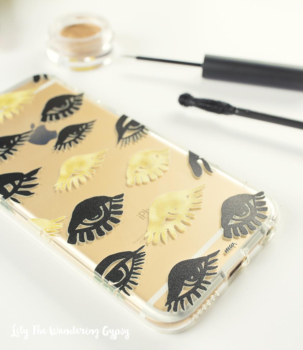 Eye Printed Phone Case