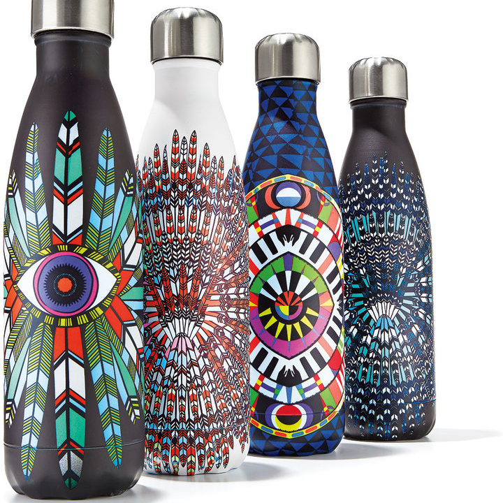 Swell water bottles - Mara Hoffman Print