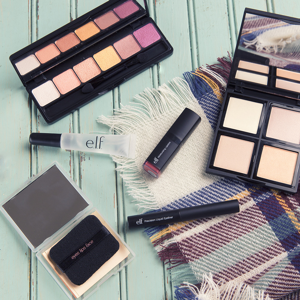 e.l.f. Makeup December