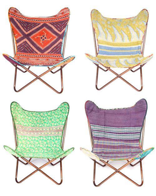 Camping Chairs - Boho