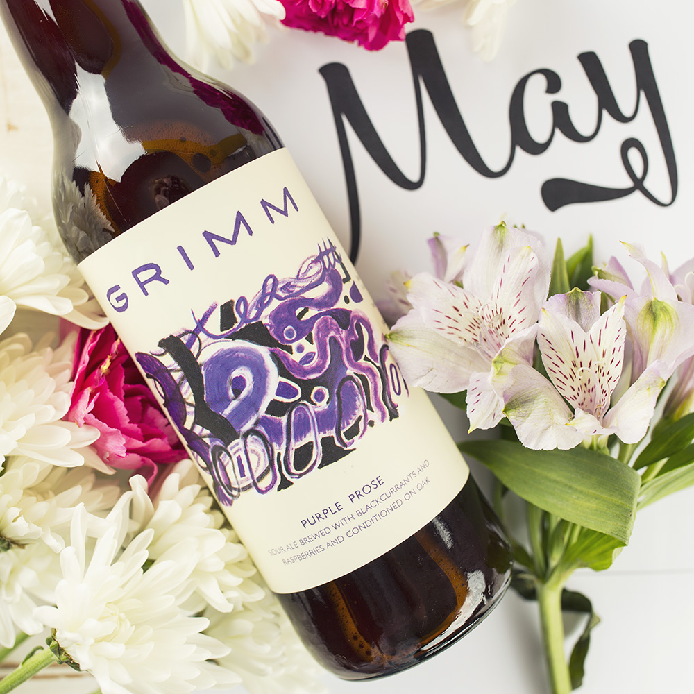 Purple Prose by GRIMM - yum!