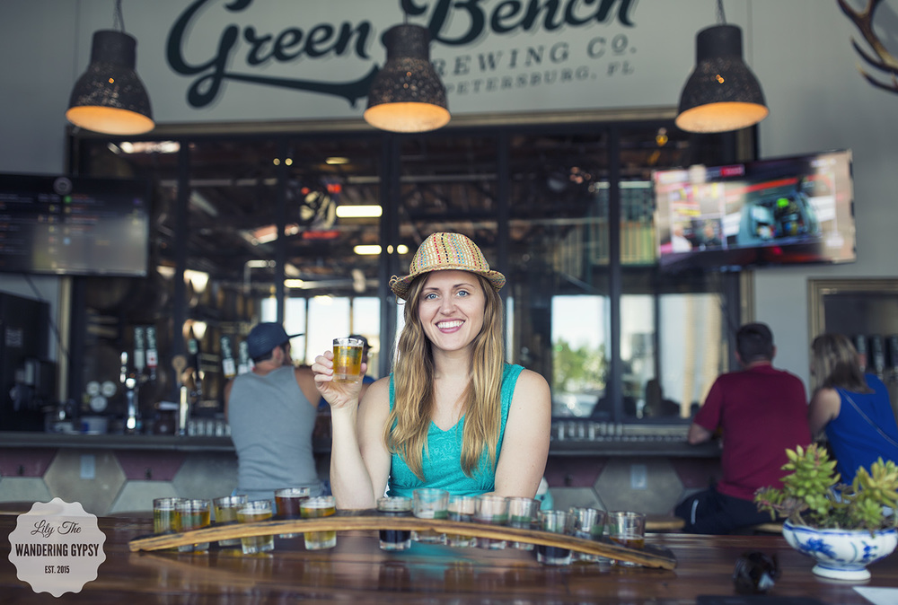 Green Bench Brewing - Lily The Wandering Gypsy