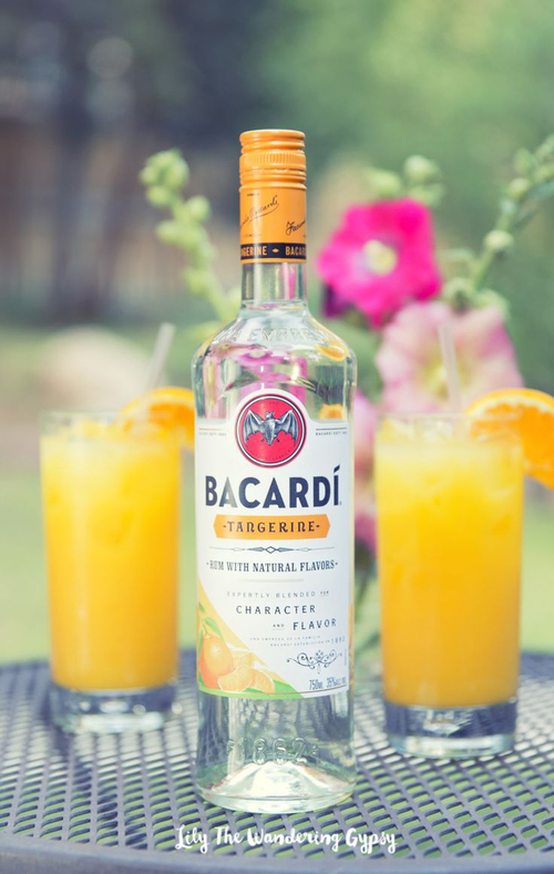 Bacardi Rum - Limon & Tangerine