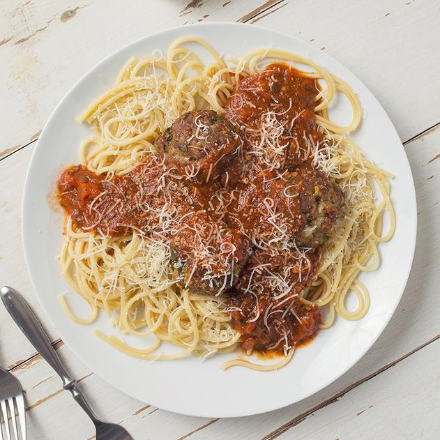 Homemade Meatballs - Get The Recipe