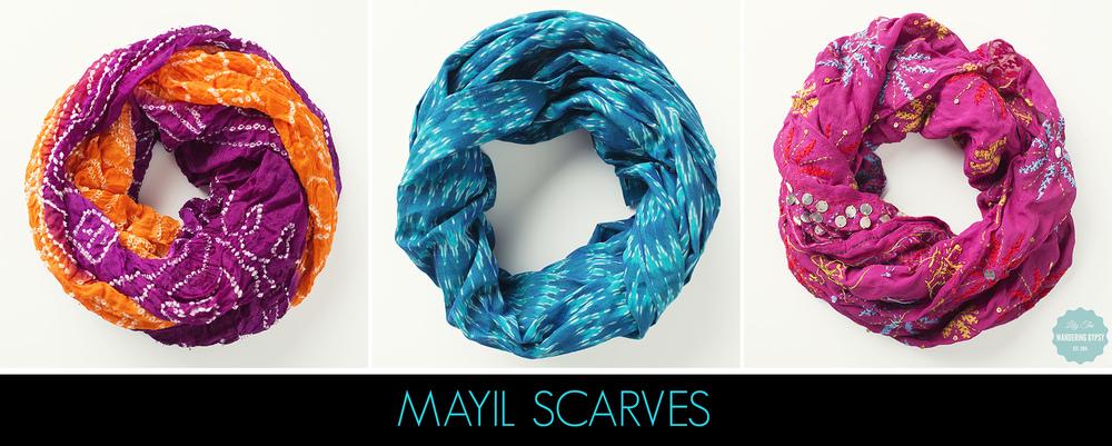 Mayil Scarves + LWG