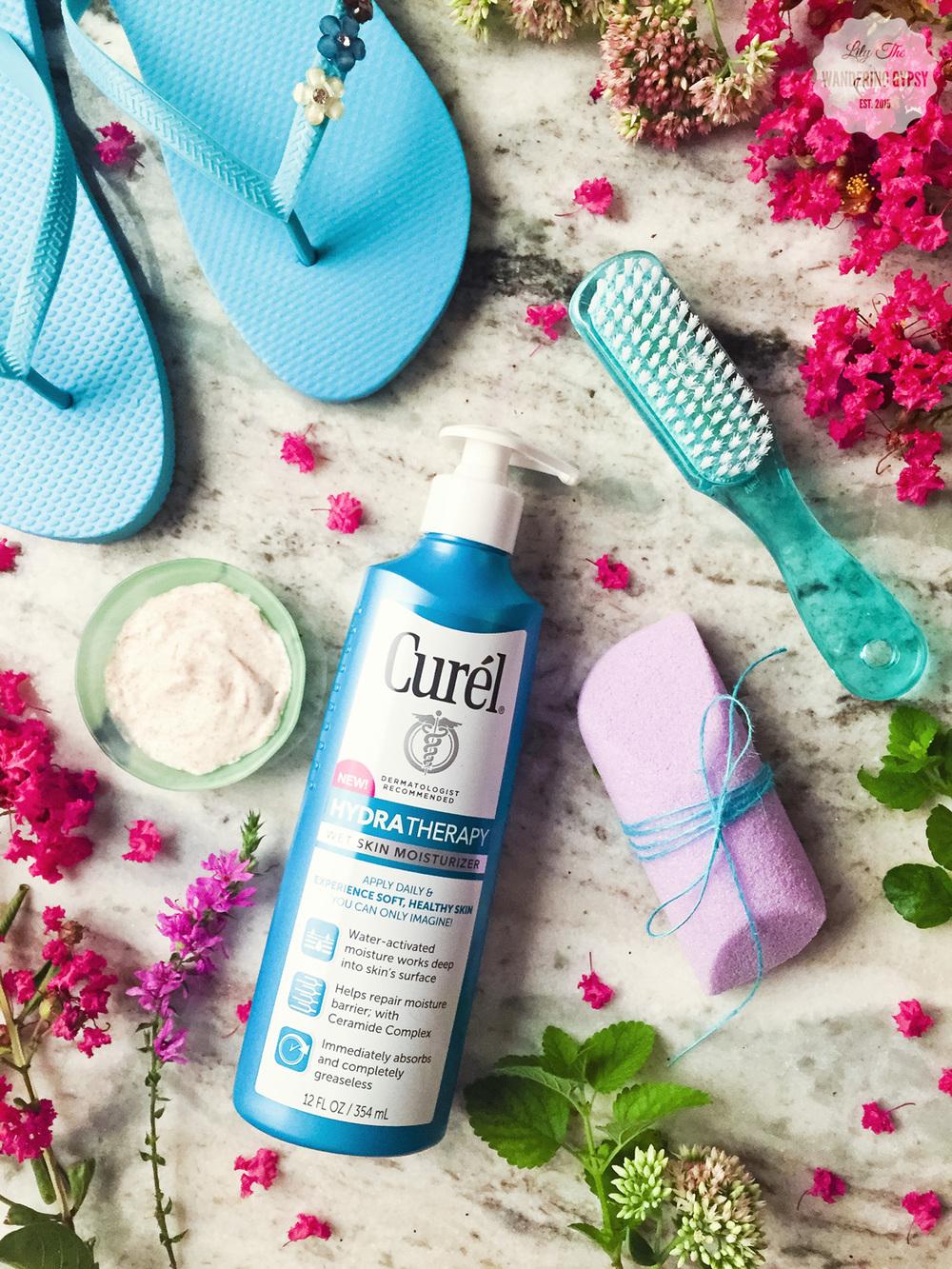 get summer soft skin