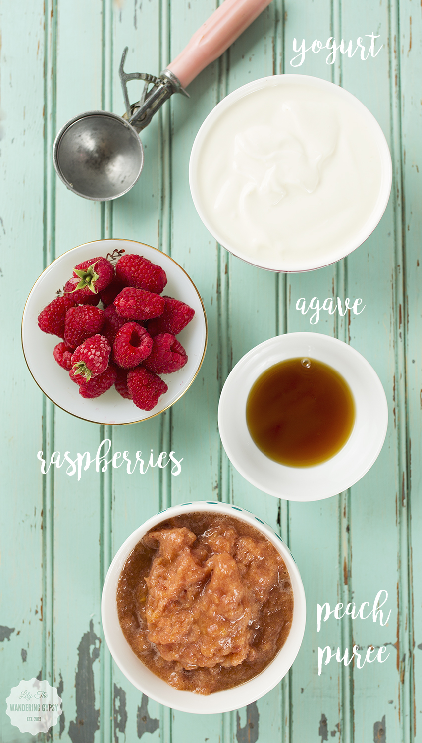 frozen yogurt ingredients