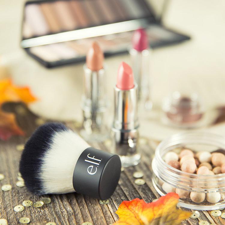 e.l.f. Fall Makeup