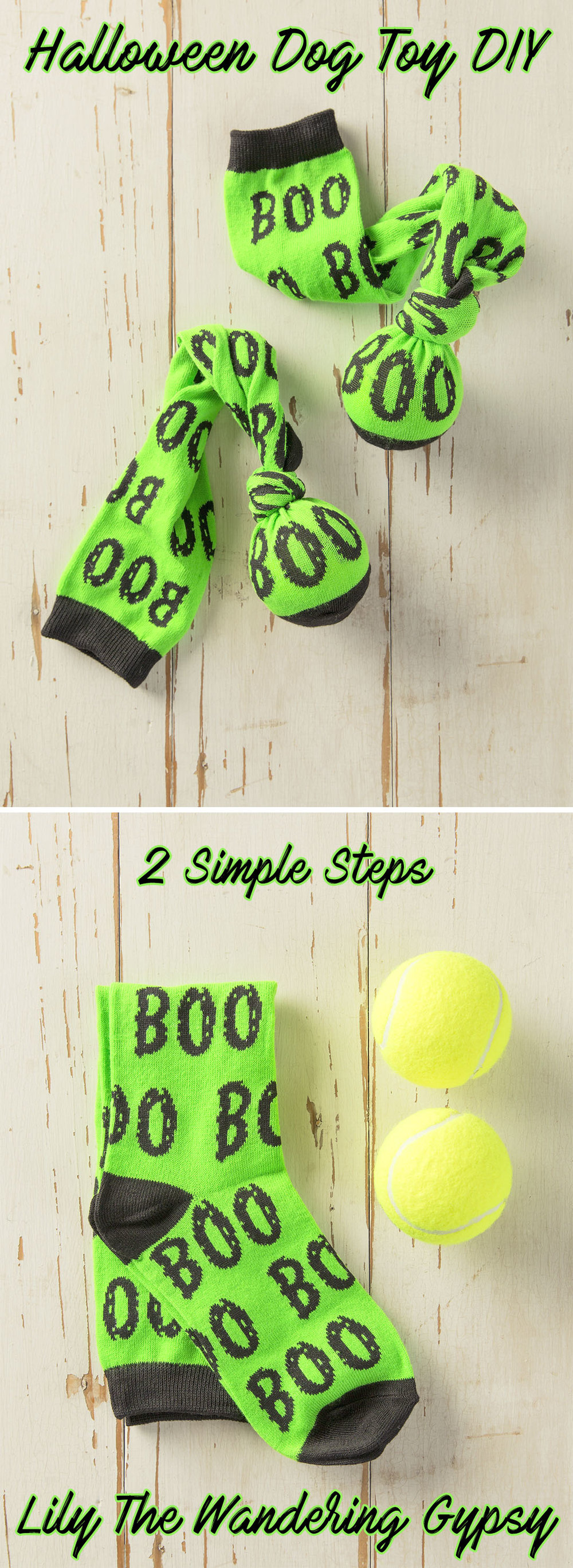 DIY Halloween Gift Basket