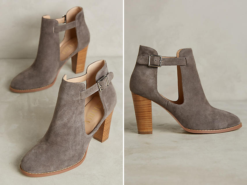Billy Ella Colorblock Booties