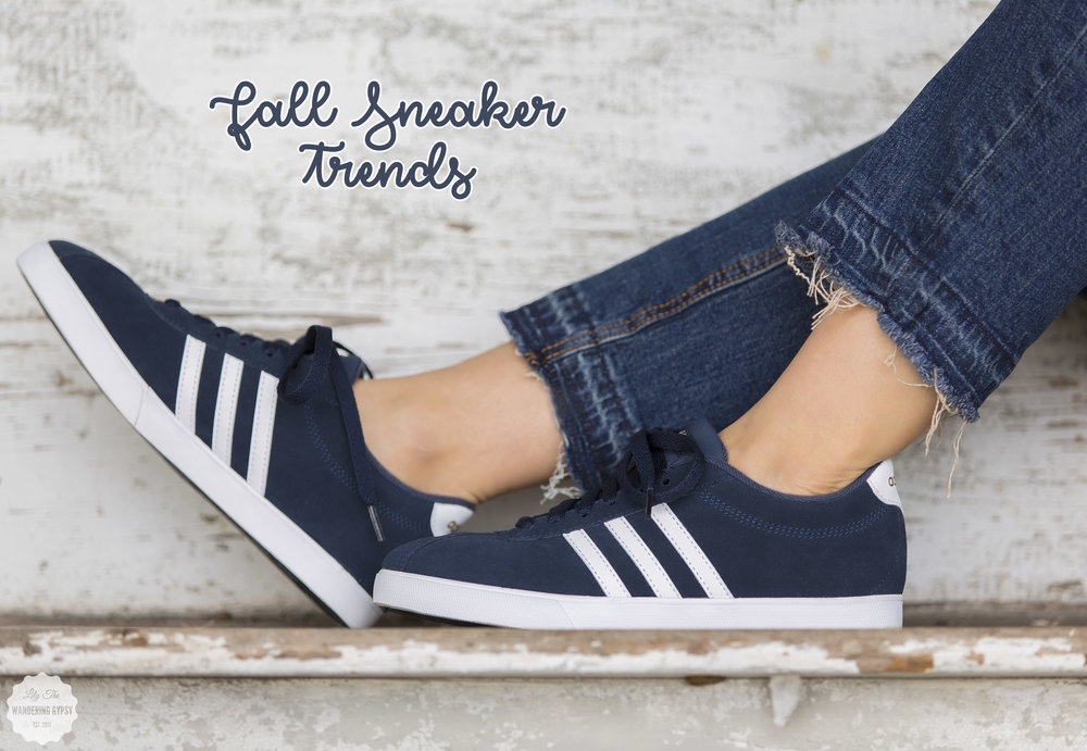 fall sneaker trends