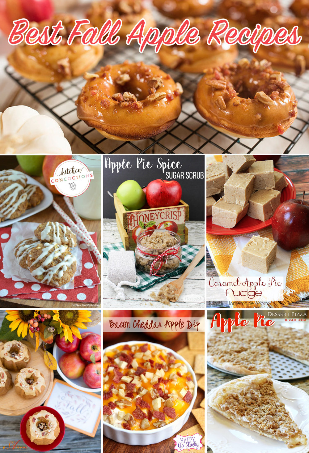 #SoFabSeasons - Best Fall Apple Recipes