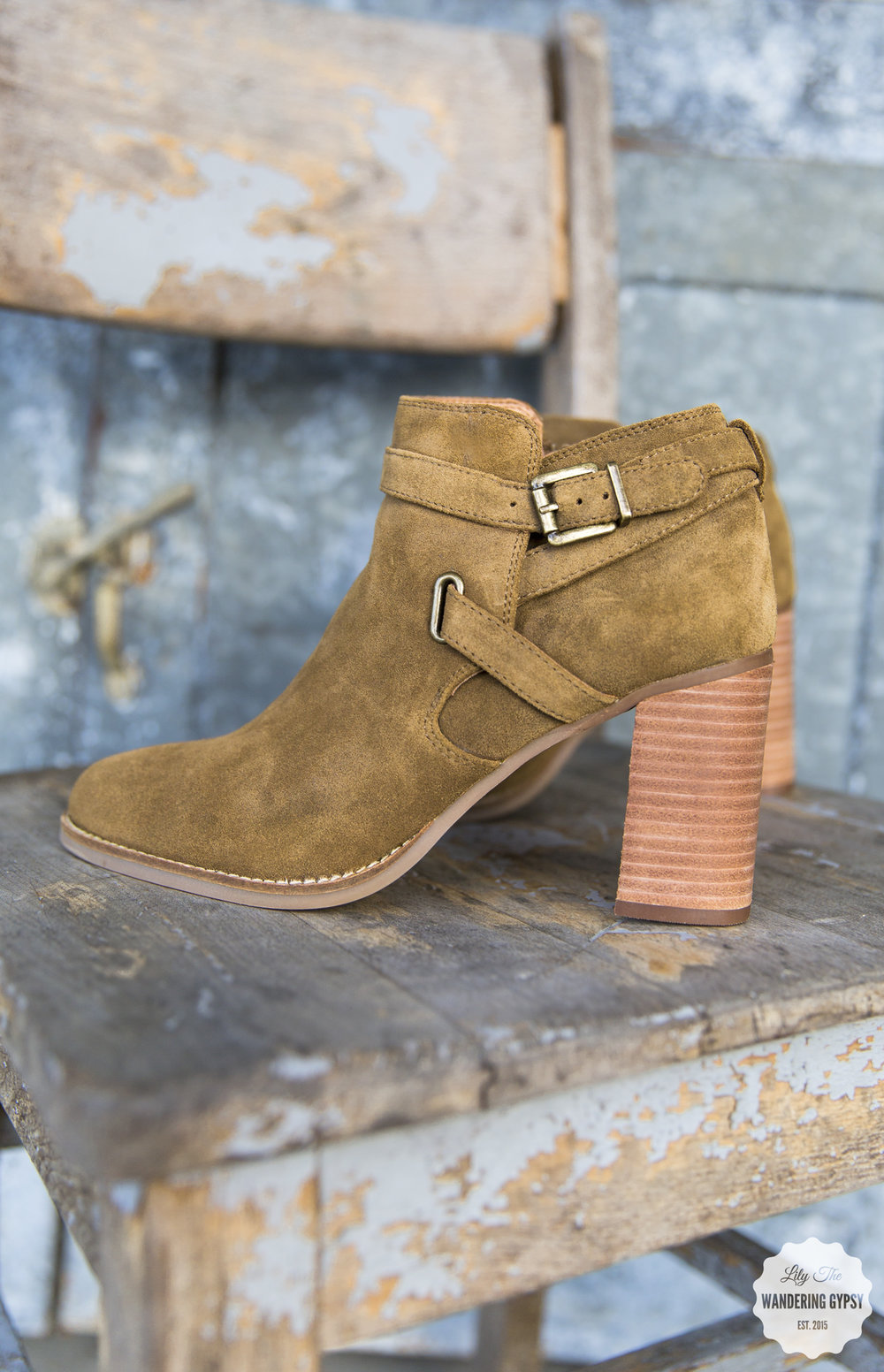 #MyDSW - love these booties!