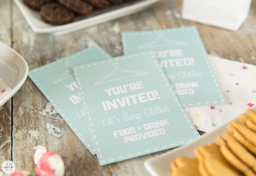 cute invites