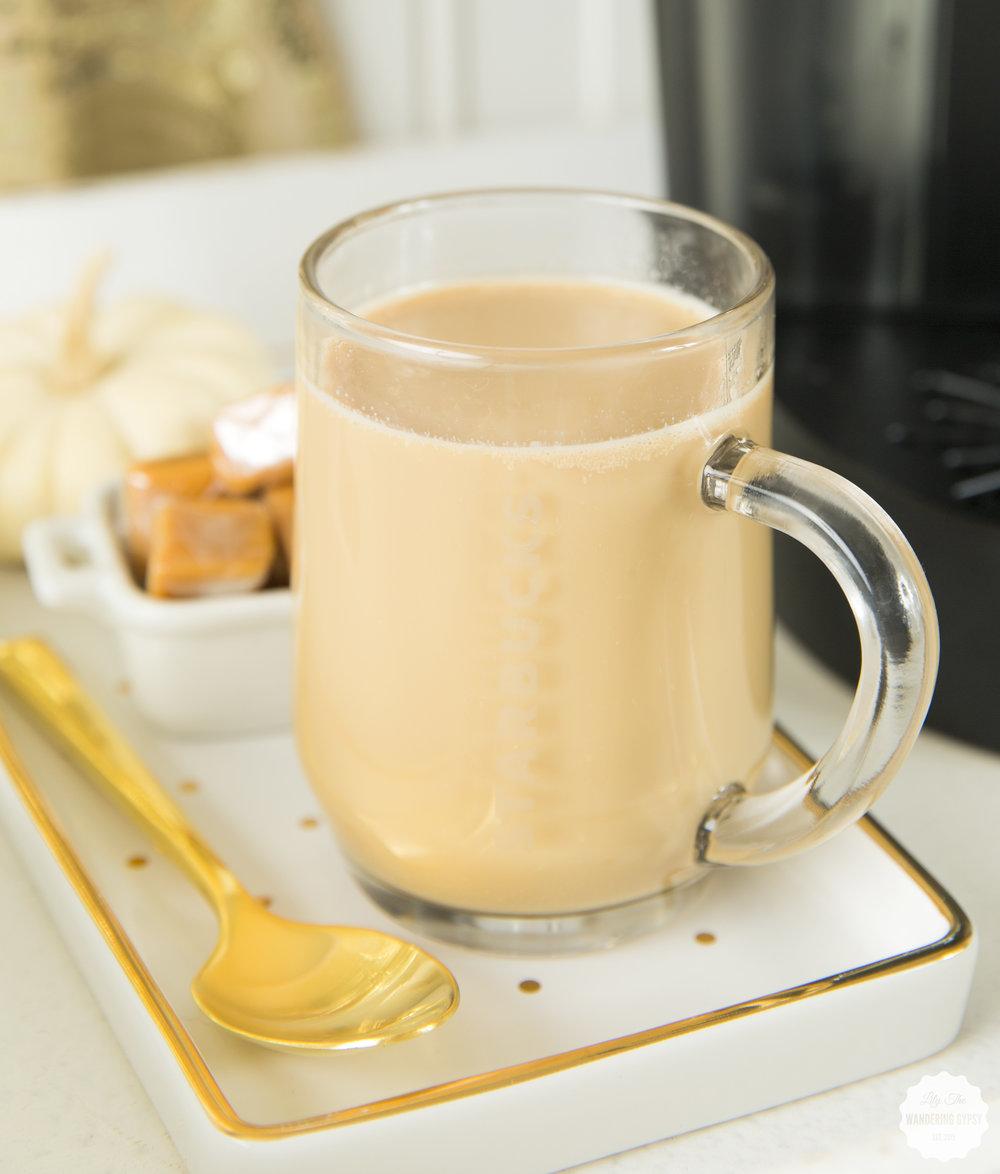 Yummy New Coffee Flavors! #StarbucksCaffeLatte #MyStarbucksatHome