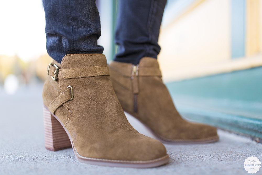 cute booties! #MyDSW